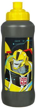 Undercover Scooli Trinkflasche Transformers
