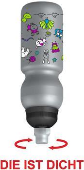myToys Trinkflasche Tierwelt silber