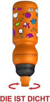 myToys Trinkflasche Tierwelt orange