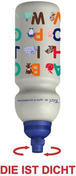Fizzii Trinkflasche (600 ml) ABC