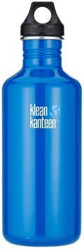 Klean Kanteen Flasche \Classic\ Loop Cap 0,8l dunkelblau