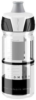 Elite Trinkflasche Chrystal Ombra 550ml klar grau