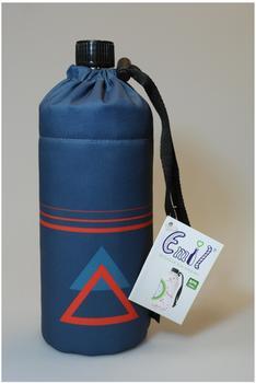 Emil Flasche Glasflasche 0,4 Liter GraphiX
