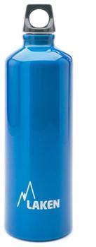 Laken Trinkflasche, Laken, »Futura«, blau