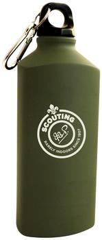Scouting Water Canteen - grüne Trinkflasche mit 600ml Fassungsvermögen