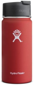 Hydro Flask 16oz Weithalsflasche Coffee 473 ml