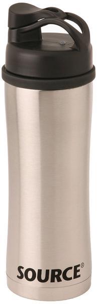 Source Trinkflasche Maayan Schwarz 0,4 Liter