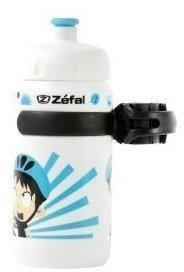 Zéfal Zefal Trinkflasche Little Z 350ml universal Halter 25-45mm boy weiss