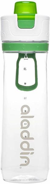 Aladdin Active Hydration Tracker Bottle (0.8L) grün