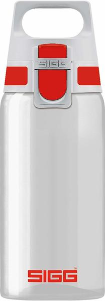 SIGG Total Clear One 0,5L red
