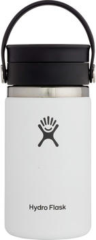 Hydro Flask Wide Mouth Coffee (355ml) White