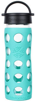 lifefactory Classic Cap 475ml sea green