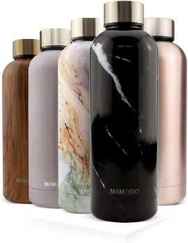 mameido-edelstahl-trinkflasche-black-marble-gold-500ml