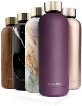 mameido-edelstahl-trinkflasche-mauve-purple-gold-500ml