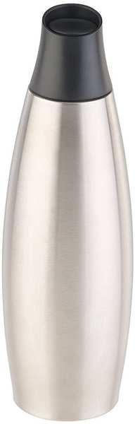 Carlo Milano Design-Thermo-Isolierflasche mit Klickverschluss NX8877 650 ml