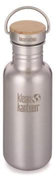 klean-kanteen-trinkflasche-reflect-532ml-mit-bamboo-cap-edelstahl-matt
