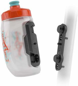 Fidlock Twist Bottle Kids 450ml (inkl. uni base) orange/blue