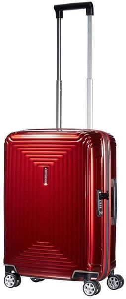 Samsonite Neopulse Spinner 55 cm metallic red