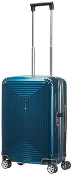 samsonite-neopulse-spinner-4-rollen-kabinentrolley-55-cm-metallic