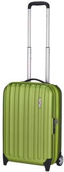 Hardware Profile Plus 2-Rollen Kabinentrolley 55 cm applegreen