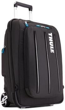 """Thule Crossover 38L Rolling 22""""/56 cm Carry-On black"""