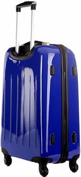 Packenger Vorteils-Koffer Panema L in Blau mit Powerbank und Reisegutschein, 47x27,5x70 cm - Fassungsvolumen: 58 l; 501/24-003-02