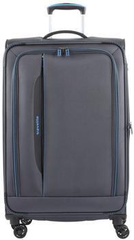 Travelite CrossLITE 4.0 4-Rollen-Trolley 77 cm anthracite