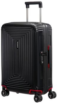 Samsonite Neopulse Spinner 55 cm matt schwarz