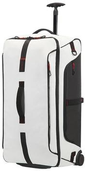 Samsonite Paradiver Light Rollenreisetasche 79 cm white
