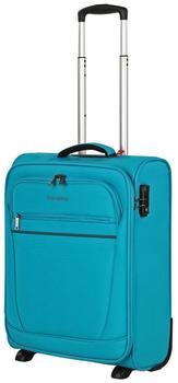 Travelite Cabin Upright 55 cm turquoise