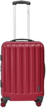 Packenger Velvet 4-Rollen 62 cm74 l rot