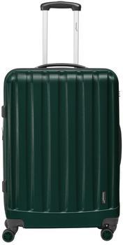 Packenger Velvet 4-Rollen 72 cm112 l dunkelgrün