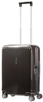 Samsonite Neopulse Spinner 55 cm metallic schwarz