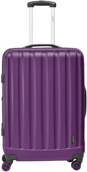 Packenger Velvet XL 4-Rollen 72 cm112 l lila