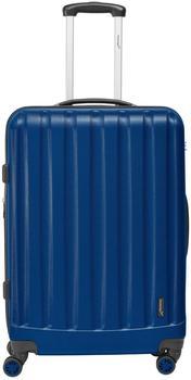 Packenger Velvet 4-Rollen 72 cm112 l dunkelblau