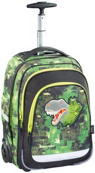 Baggymax Trolley Green Dino