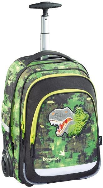 Baggymax Green Dino 2-Rollen 46 cm40 l green