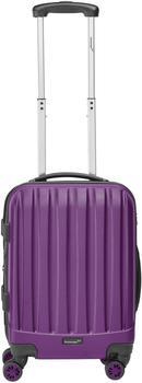 Packenger Velvet 4-Rollen 52 cm36 l lila