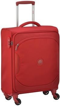 Delsey U-Lite 2 Classic Spinner 55 cm Slim Line red