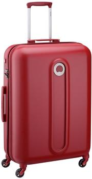 Delsey Helium Classic 2 Spinner 67 cm red