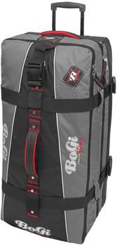 BoGi Bags Check In Rollenreisetasche 85 cm grau/schwarz