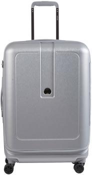 Delsey Grenelle 4-Rollen-Trolley 69 cm platinium