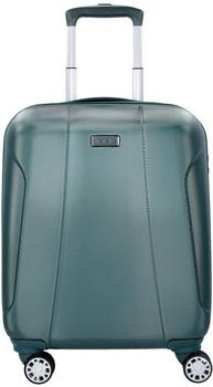 Travelite Elbe Two Spinner 65 cm green