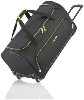 Travelite Basics Fresh Rollenreisetasche 71 cm black