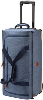 Delsey Maubert Rollenreisetasche 64 cm blue