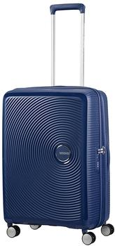 american-tourister-soundbox-spinner-55-20-expandable-koffer-55-cm-355-l-midnight-navy