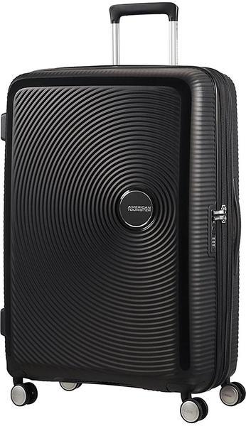 American Tourister Soundbox Spinner 77 cm black