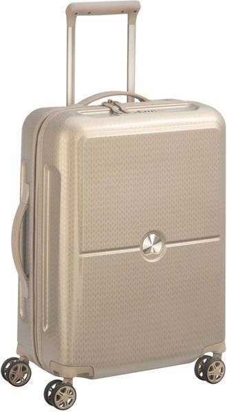 Delsey Turenne 4-Rollen-Trolley Slim Line 55 cm beige
