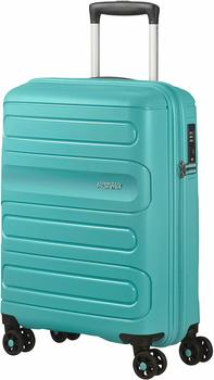 American Tourister Sunside 4-Rollen-Trolley 55 cm aero turquoise