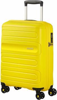 American Tourister Sunside 4-Rollen-Trolley 55 cm sunshine yellow